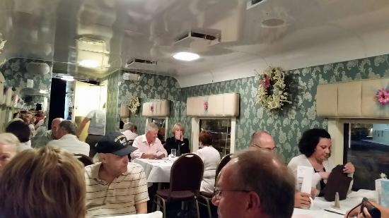 Seminole Gulf Railway Mystery Dinner Train