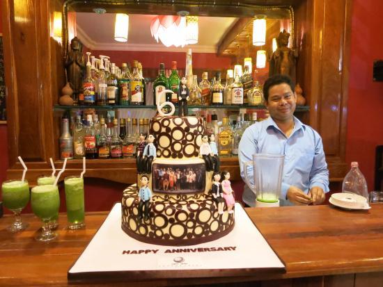 Angkor Pearl Hotel: Anniversary Party