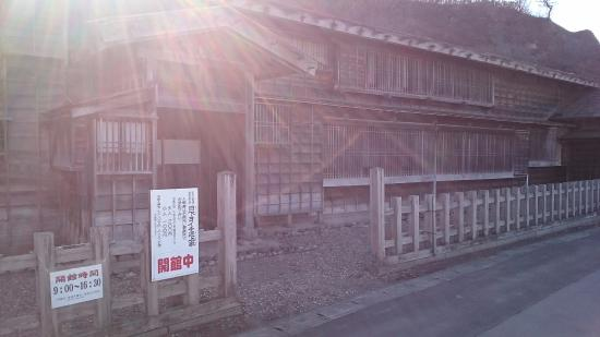 Old Shimoyoichi Unjoya: 正面入口