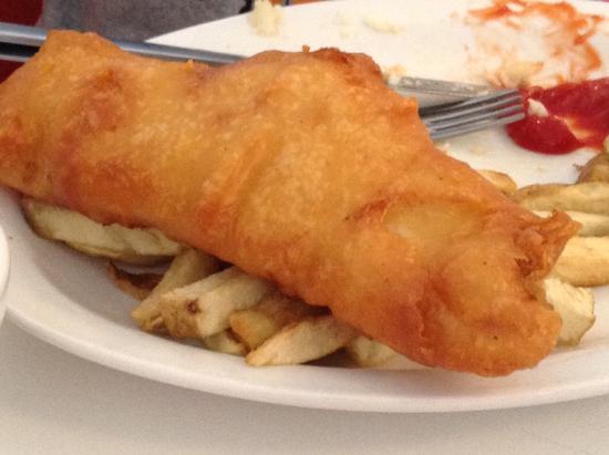 เซอร์เรย์, แคนาดา: My meal at Morrison Cafe.