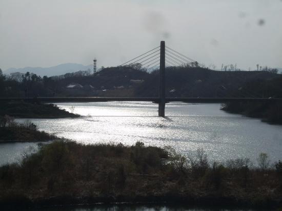 三春ダム「さくら湖」