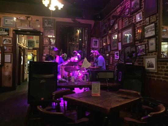 Natchez, Mississippi: Under The Hill Saloon