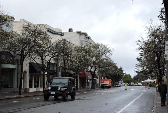 Sausalito, CA: Centro de la ciudad