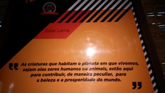 Frase De Dalai Lama Fotografía De Mundo Beto Carrero Penha