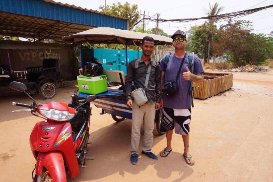 Angkor Private Driver'Lychee