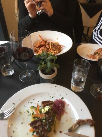 Hjoerring, Δανία: Lækkert