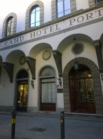 Sitzecke picture of nh collection firenze porta rossa - Porta rossa hotel florence ...