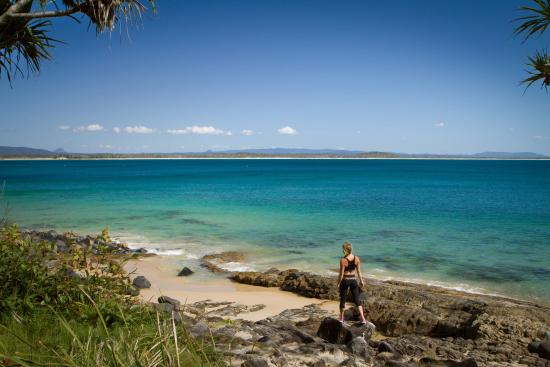 Sunshine Beach, Australien: Luxe Escapes Noosa