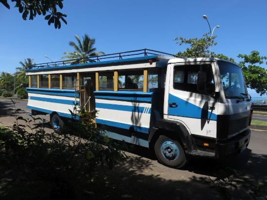 Circle Island Tour: le truck