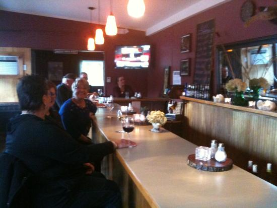 Chestertown, NY: Bar Area