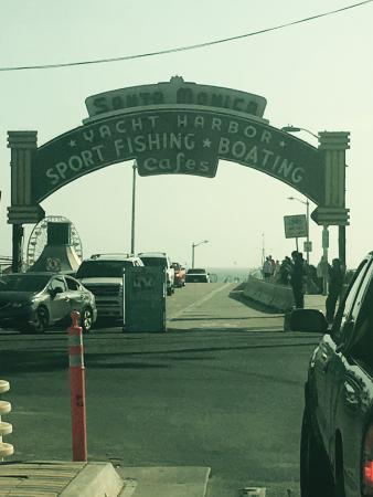 La Mirada, Californien: Santa Monica Pier