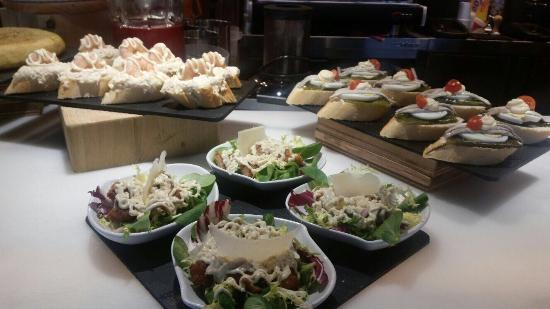 Cafeteria-Panadería-Pasteleria Salduba