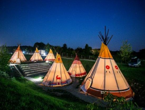 Turist Grabovac Tipi tents in Indian village : cheap tipi tents - memphite.com
