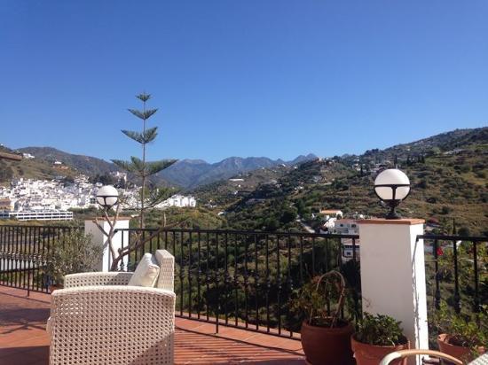 Hotel La Casa: View from Terrace