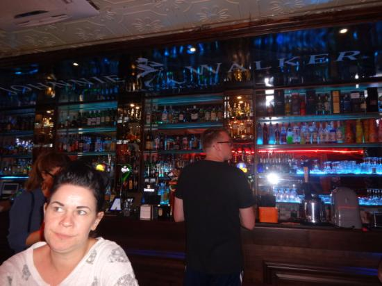 Mona Vale: The bar