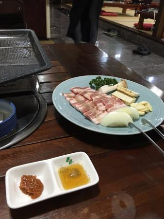 Korean Home Cooking Marufuku