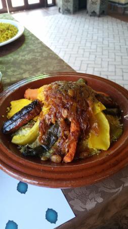 Tajine Restaurant : Couscous Royal