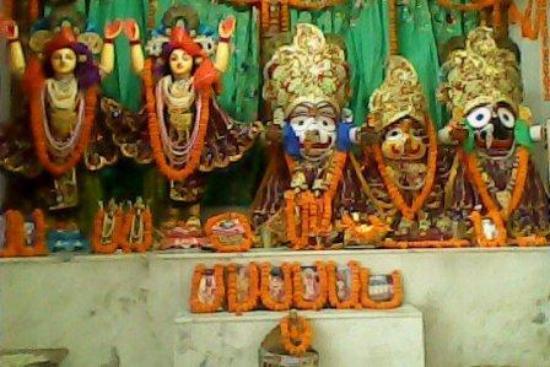 Patna, India: Temple