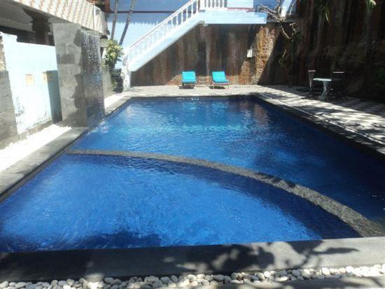 Abian Srama Hotel and Spa: swimming pool