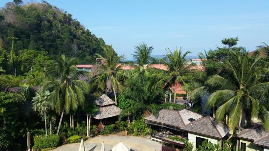 Krabi La Playa Resort: view from room