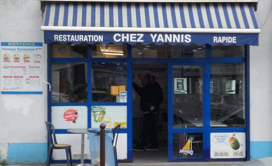 Chez Yannis