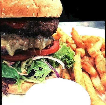 Mornington, Australia: Burger