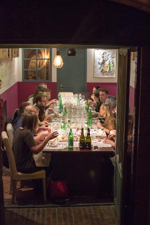 Wine and Food Tasting Roscioli