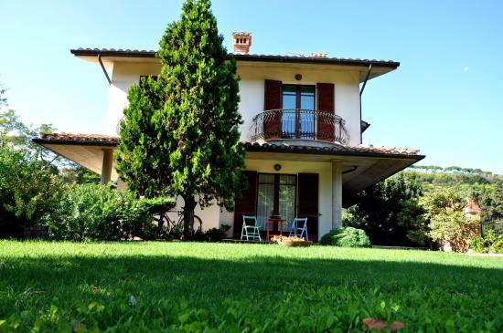 A Casa di Lucio e Giuliana