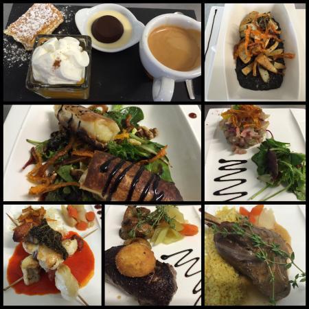 Le grill du lac soustons avenue huningue restaurant for Restaurant soustons