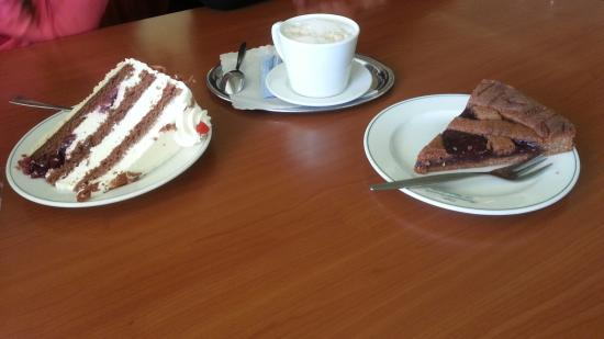 Titisee: ...And obviously have the Blackforest cake