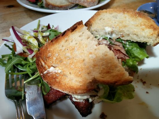 Barton, UK: BLT enough for 2