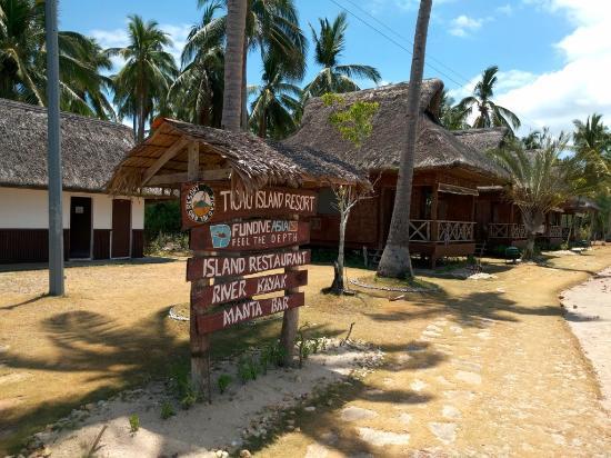 Ticao Island Resort Picturesque Setting