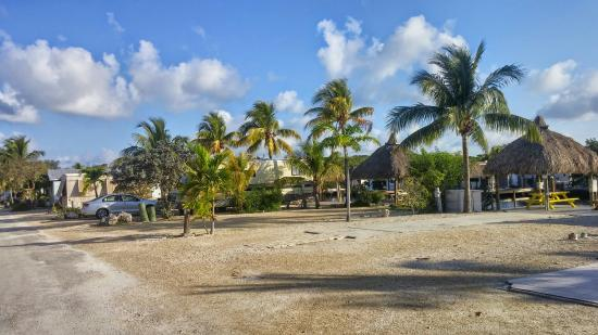 Key Largo Kampground and Marina: A wonderful week in spot# 71.