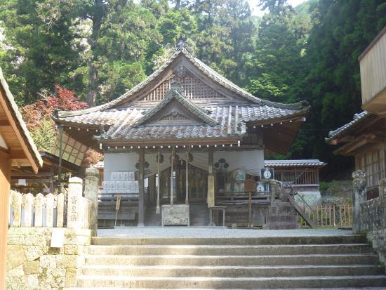 Anji Kamo Shrine