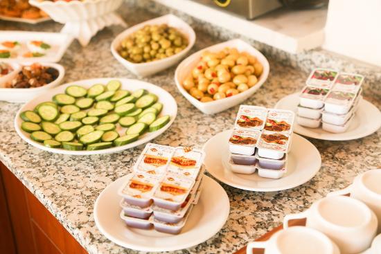 Mystic Hotel : kahvaltı salonu