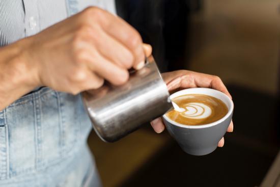 Bluff Town: Latte Art