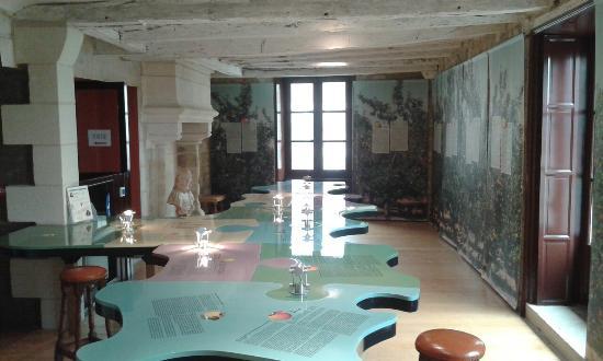 Descartes, Frankrijk: Maison et salles d'exposition (avril 2016)