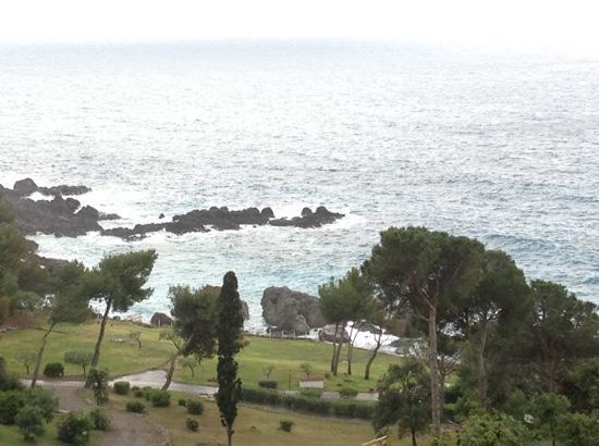 Santavenere Hotel : dalla mia suite