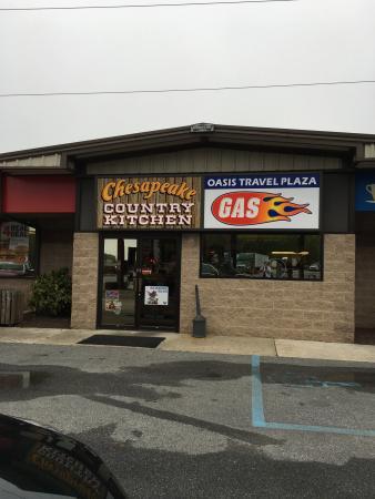 Laurel, เดลาแวร์: Oasis Restaurant