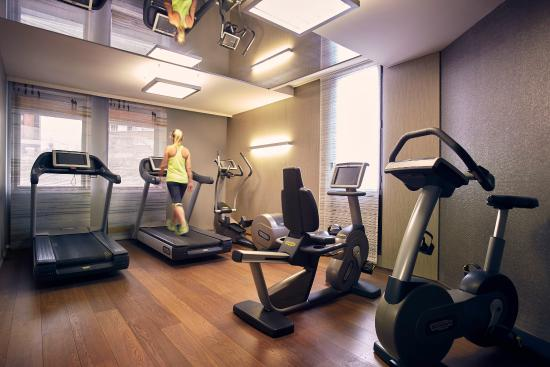 hotel pullman toulouse centre fitness picture of pullman toulouse center toulouse tripadvisor. Black Bedroom Furniture Sets. Home Design Ideas