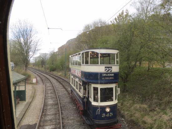 Matlock, UK: Tram Ride