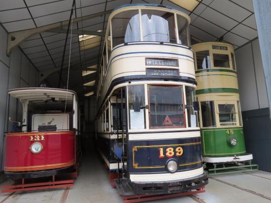 Matlock, UK: Tram Shed