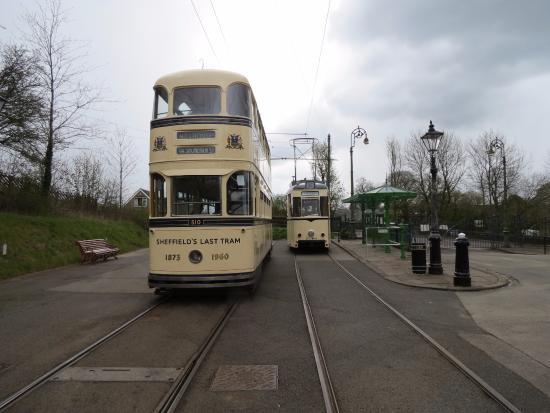 Matlock, UK: Tram Stop