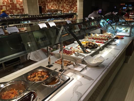Jackpot, NV: dessert bar
