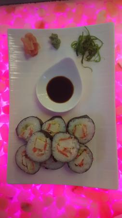 Cafe Tapas: California Roll Sushi