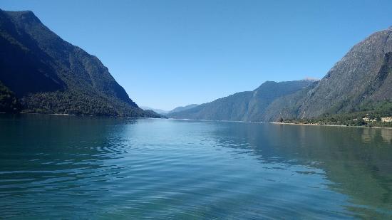 Cochamó, Chile: Lago Tagua Tagua