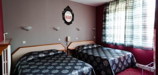 Hotel Moderne : Chambre familiale