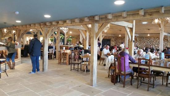 Scorton, UK: Stunning restaurant