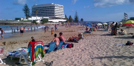 Beacon Island Resort : beach day