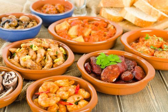 Hanedan Turkish Tapas & Grill: tapas
